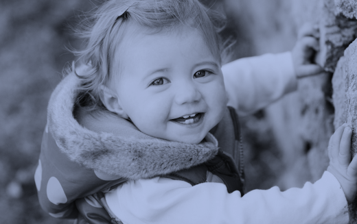 Foto bebê 1 ano